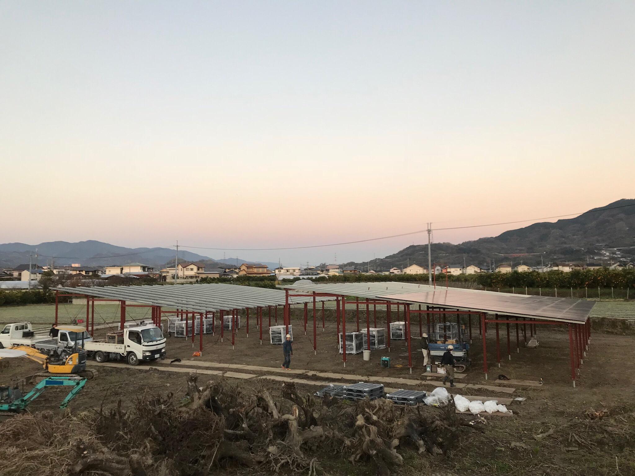 鉄骨建築 和歌山 実績